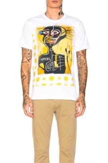COMME des GARÇONS SHIRT Basquiat Tee
