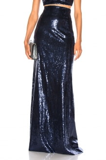 Dundas Sequin Maxi Skirt