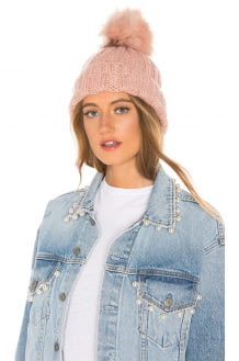 Hat Attack Slouchy Rib Beanie