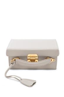 Mark Cross Small Caviar Grace Box Bag