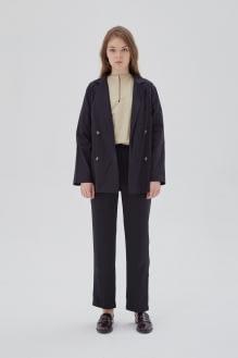 Shopatvelvet Domain Blazer Black