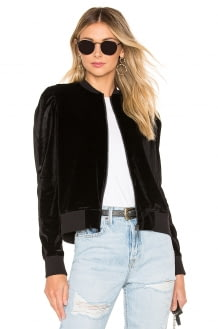 David Lerner Vanessa Zip Up Jacket