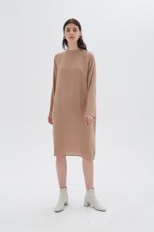Shopatvelvet Sam Dress Beige