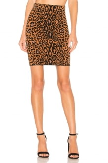 House of Harlow 1960 x REVOVLE Heat It Up Skirt
