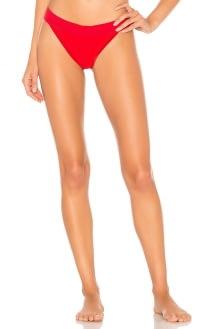 Frankies Bikinis Drew Bottom