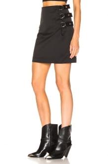 HELMUT LANG Buckled Skirt