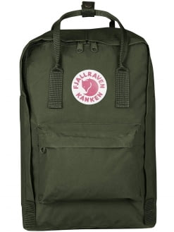 FJALLRAVEN Fjallraven Kanken Laptop 15 Inch Forest Green