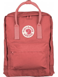 FJALLRAVEN Fjallraven Kanken Classic Backpack Peach Pink