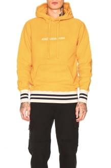 Aime Leon Dore Reverse Fleece Hooded Sweatshirt