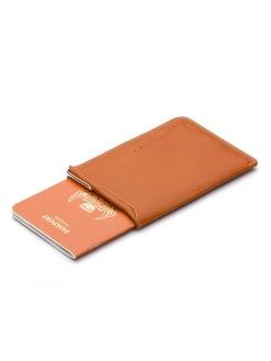 Bellroy Bellroy Passport Sleeve Caramel