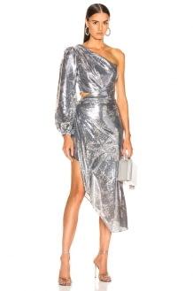 Johanna Ortiz Glassy Orchid Dress