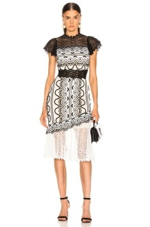 SEA Lola Lace Sleeveless Dress