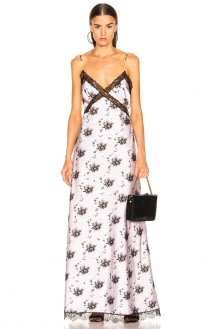 Brock Collection Lace and Floral Dress