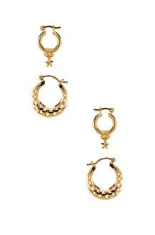 joolz by Martha Calvo Celestial Earring Set