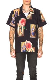 Civil Regime Holy Floral Shirt