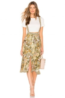 Spell & The Gypsy Collective Jungle Midi Skirt