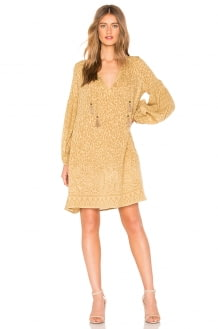 Spell & The Gypsy Collective Wild Thing Tunic Dress
