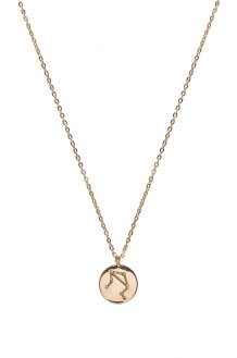 Frasier Sterling Written in the Stars Libra Necklace