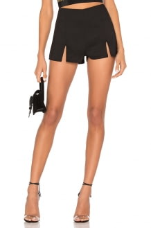 by the way. Jene High Waisted Shorts
