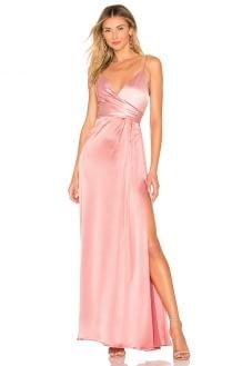 Jill Jill Stuart Side Draped Gown
