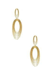 Gorjana Presley Statement Drop Earrings