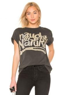 Madeworn Naughty By Nature Tee