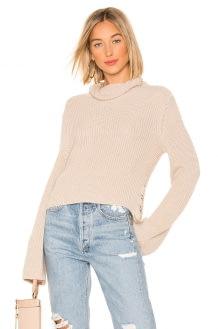 One Grey Day Jessa Crop Pullover