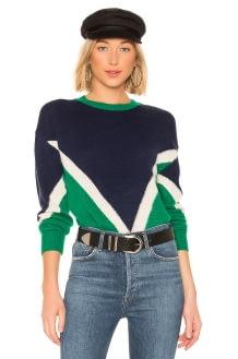 J.O.A. Chevron Sweater