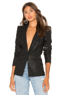SMYTHE Box Pleat Blazer