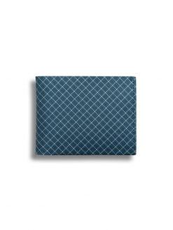 Pioneer Pioneer Flyfold Bifold Wallet 10XD Ripstop Blue RFID