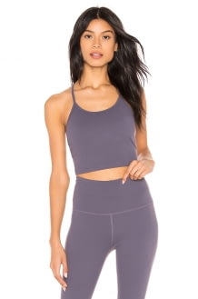 Beyond Yoga Slim Racerback Cropped Tank