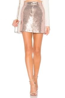BB Dakota Modern Love Mini Skirt