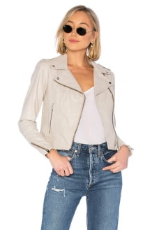 LAMARQUE Donna Leather Jacket