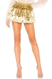 LOVESHACKFANCY Kylie Skirt