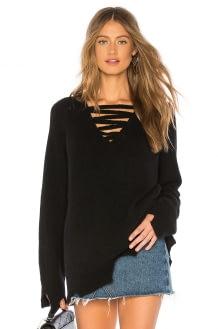 LNA Ziggy Alpaca Sweater