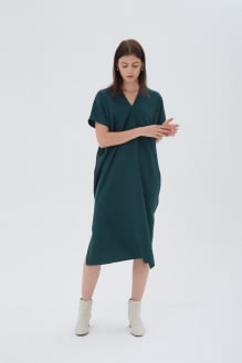 Shopatvelvet Elevation Dress Green