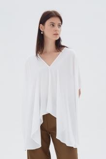 Shopatvelvet Demi Top White