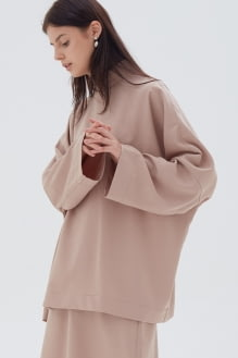 Shopatvelvet Phase Top Beige
