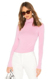 Joseph Silk Turtleneck Sweater