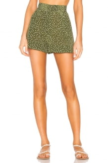 Adriana Degreas Silk Mille Punti Shorts