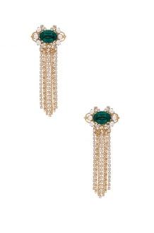Anton Heunis Cascade Cluster Earrings