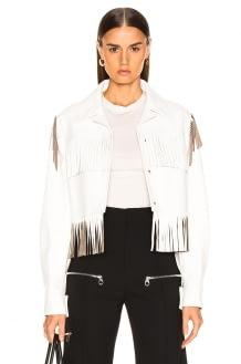 Stella McCartney Fringe Jacket
