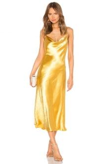Endless Summer Berri Cowl Neck Slip Dress