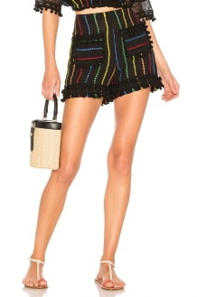 Place Nationale Fayence High Waisted Shorts