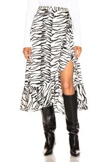 RIXO Gracie Skirt