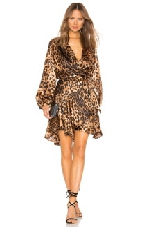 Bronx and Banco Amazon Robe Dress