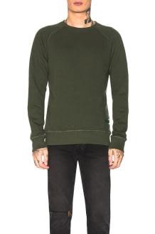 Nudie Jeans GREEN Samuel Sweatshirt
