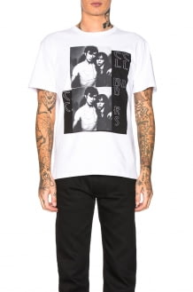 Raf Simons Couple Graphic Tee