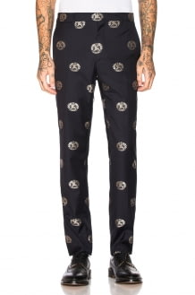 Burberry Crest Trousers
