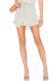 NSF Leonie Ruffle Skirt